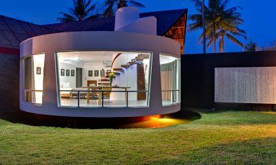 Villa Sapi Bedroom View from Garden | Lombok, Indonesia