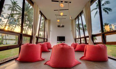 Villa Sapi TV Room | Lombok, Indonesia