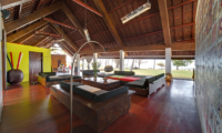 Villa Sapi Indoor Living Area | Lombok, Indonesia