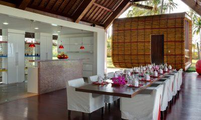 Villa Sapi Dining Area | Lombok, Indonesia
