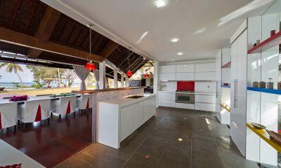 Villa Sapi Kitchen and Dining Area | Lombok, Indonesia