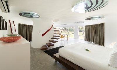 Villa Sapi Spacious Bedroom with Up Stairs | Lombok, Indonesia