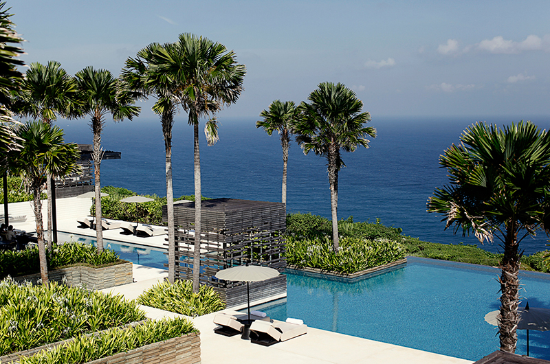 Alila Villas Uluwatu Swimmiing Pool Area | Uluwatu, Bali