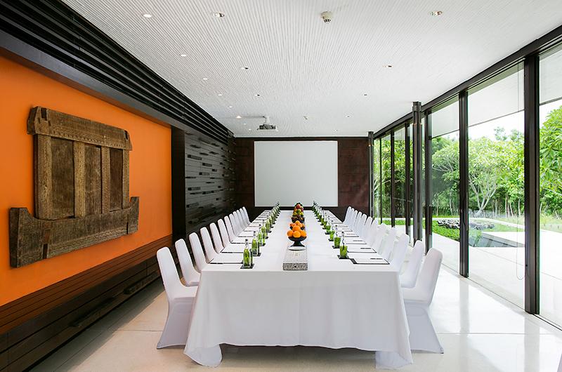 Alila Villas Uluwatu Meeting Area | Uluwatu, Bali