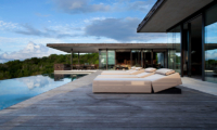 Alila Villas Uluwatu Two Bedroom Villa Sun Beds | Uluwatu, Bali