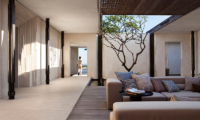 Alila Villas Uluwatu Three Bedroom Villa Living Area | Uluwatu, Bali