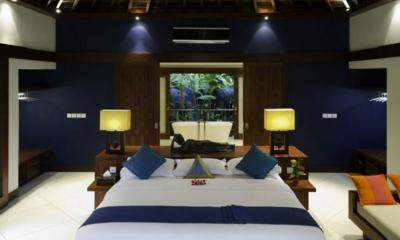 Anandita Villa Master Bedroom I Lombok