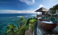 Bidadari Estate Pool Side   Nusa Dua, Bali