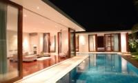 C151 Seminyak Swimming Pool And Living Area   Seminyak, Bali