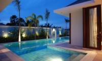 C151 Seminyak L Shaped Swimming Pool   Seminyak, Bali