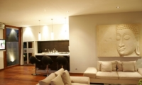C151 Seminyak Living Room And Kitchen   Seminyak, Bali