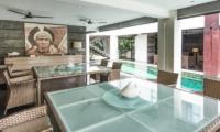 Casa Hannah Dining Room| Seminyak, Bali