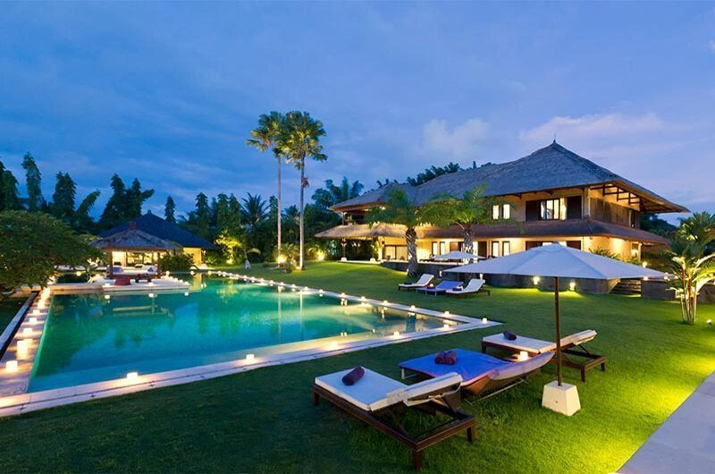 Chalina Estate Pool And Gardens | Canggu, Bali