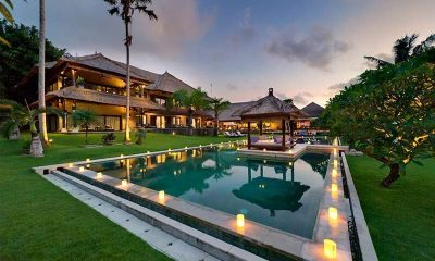 Chalina Estate Pool Bale | Canggu, Bali