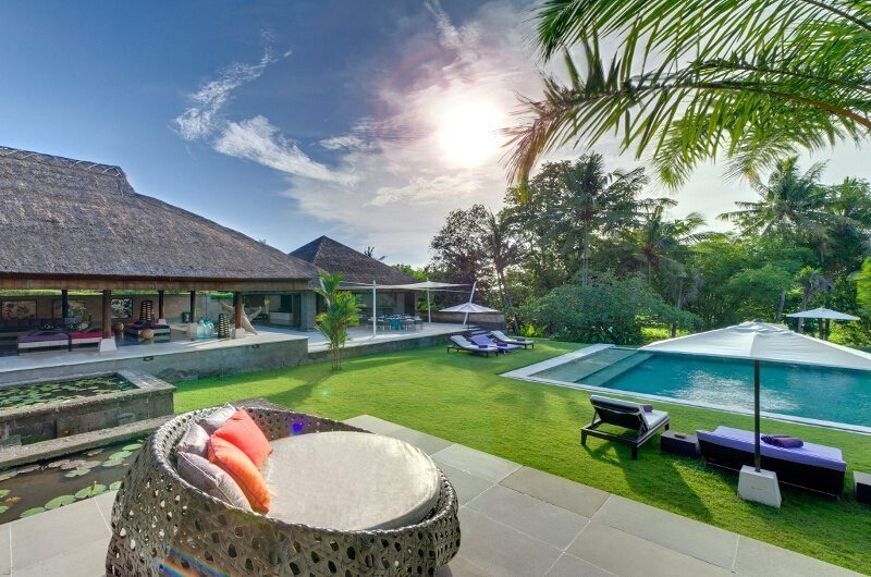 Chalina Estate Gardens And Pool | Canggu, Bali