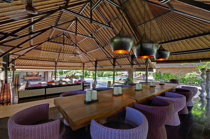 Chalina Estate Dining Pavilion | Canggu, Bali