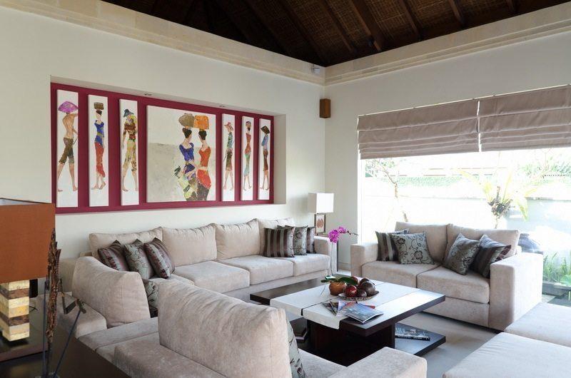 Kemala Villa Living Area I Canggu, Bali