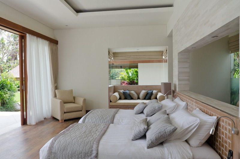 Kemala Villa Twin Bedroom I Canggu, Bali