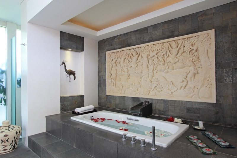 Kemala Villa Bathroom I Canggu, Bali
