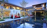 Kemala Villa Swimming Pool | Canggu, Bali