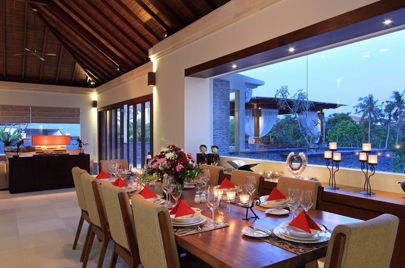 Kemala Villa Dining Room | Canggu, Bali
