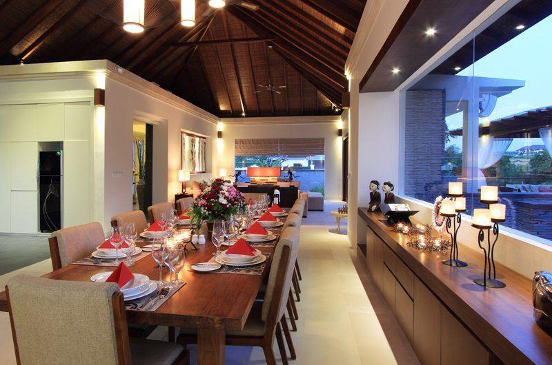 Kemala Villa Dining Area | Canggu, Bali