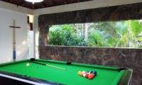 Kemala Villa Pool Table | Canggu, Bali