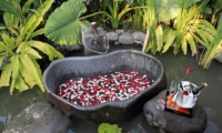 Kemala Villa Outdoor Bathroom | Canggu, Bali