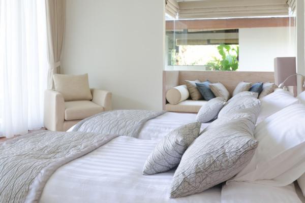 Kemala Villa Bedroom I Canggu, Bali