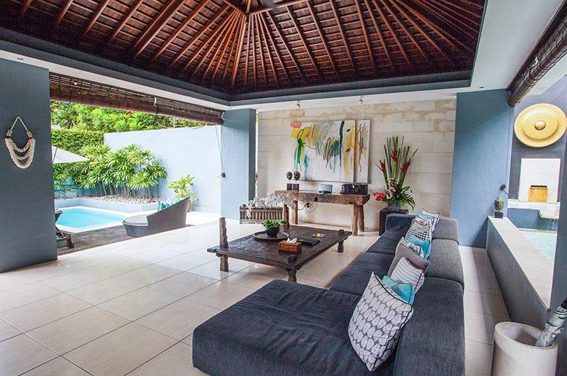 Kembali Villas Two Bedroom Villas Living Area | Seminyak, Bali