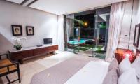 Kembali Villas Bedroom Two Area | Seminyak, Bali