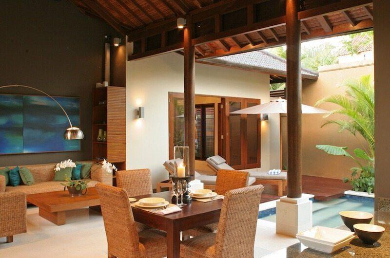 Lakshmi Villas Dining Area | Seminyak, Bali