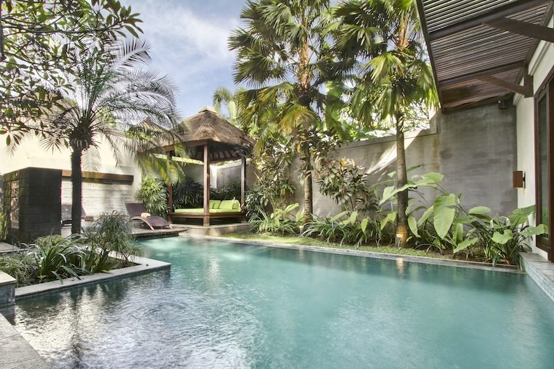 Le Jardin Villas Pool I Seminyak, Bali
