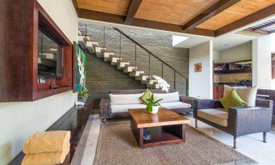 Le Jardin Villas Indoor Living Area | Seminyak, Bali
