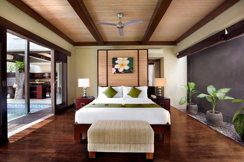 Le Jardin Villas Bedroom View | Seminyak, Bali
