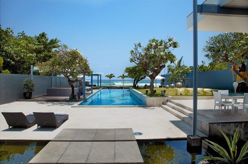 Luna2 Private Hotel Pool Deck | Seminyak, Bali