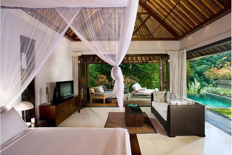 Maya Retreat Bedroom I Tabanan, Bali