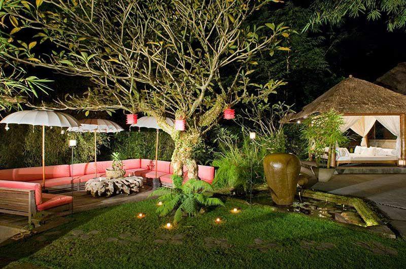 Maya Retreat Outdoor Lounge Area   Canggu, Bali