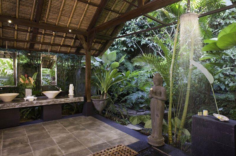 Maya Retreat Outdoor En-suite Bathroom   Canggu, Bali