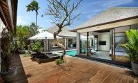 Peppers Seminyak Sun Beds Area | Seminyak, Bali