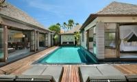 Peppers Seminyak Sun Beds | Seminyak, Bali