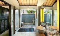 Peppers Seminyak Bathroom with Shower | Seminyak, Bali