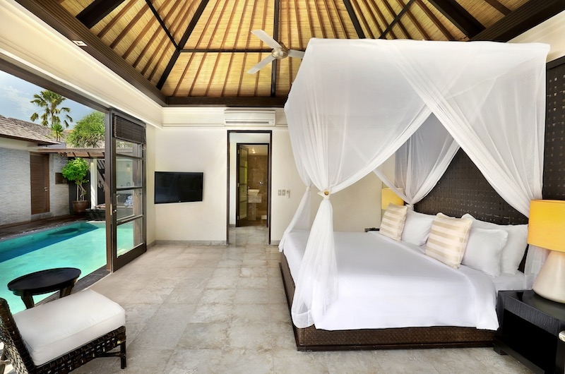 Peppers Seminyak Spacious Bedroom Area | Seminyak, Bali