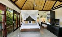 Peppers Seminyak Bedroom Area with TV | Seminyak, Bali