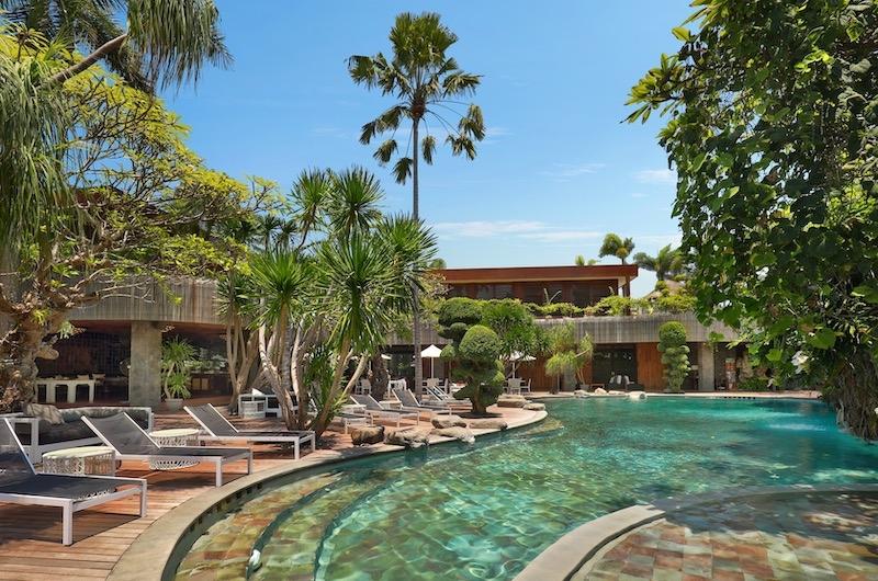 Peppers Seminyak Sun Decks Area | Seminyak, Bali