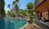 Peppers Seminyak Estate Pool | Seminyak, Bali