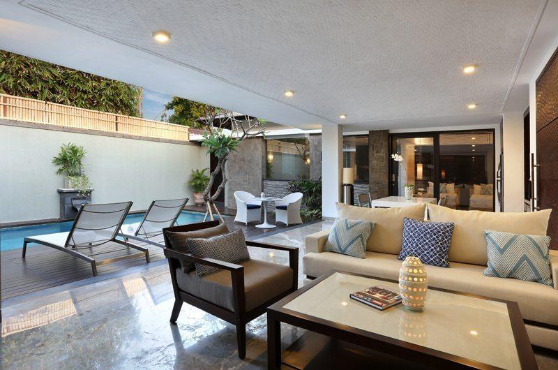 Peppers Sentosa Living Area | Seminyak, Bali