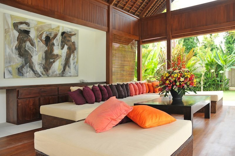 Saba Bali Villas Living Room I Canggu, Bali
