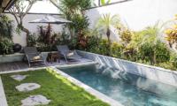 Saba Villas Bali Villa Arjuna Sun Beds | Canggu, Bali