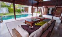 Saba Villas Bali Villa Bima Living Area | Canggu, Bali